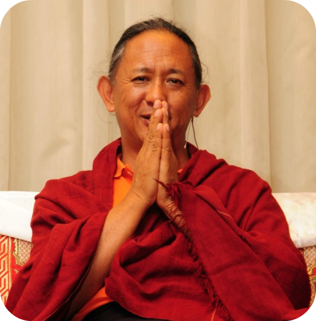 Venerable Dzigar Kongtrul Rinpoche Teachings in Europe logo