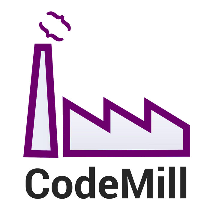 CodeMill digital skills logo