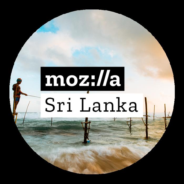 Mozilla Sri Lanka logo