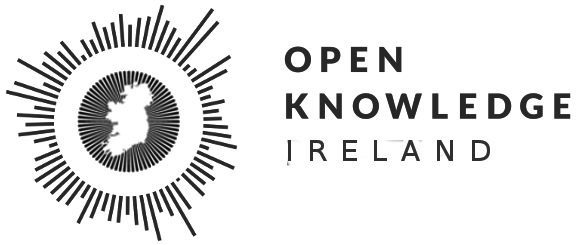 Open Knowledge Ireland logo