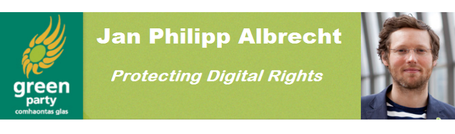 Green party jan philipp albrecht