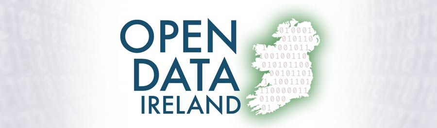 Open data ireland banner