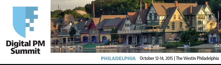 COMPLETE: Digital PM Summit 2015   Philadelphia