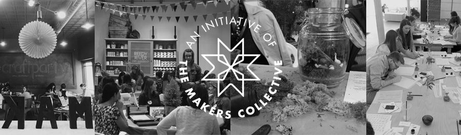 2015 - 2016 Makers Collective Workshops