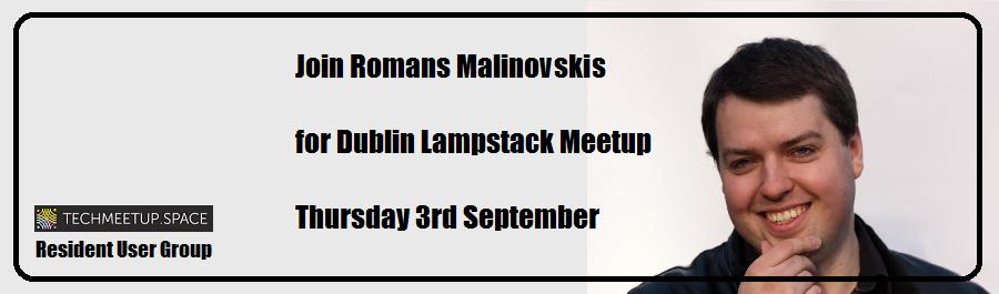 Dublin Lampstack Meetup 150903