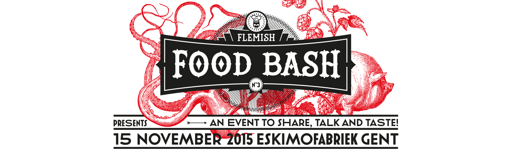 Flemish Food Bash 3