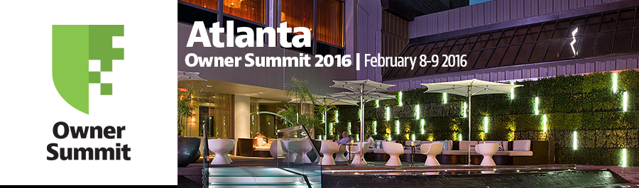 COMPLETE: Owner Summit 2016 | Atlanta