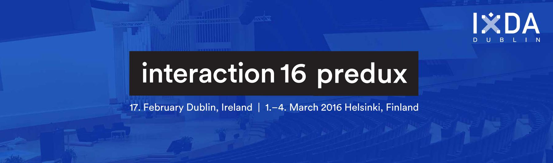 Interaction16 Predux