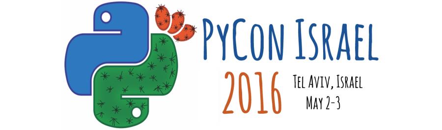 PyCon Israel 2016