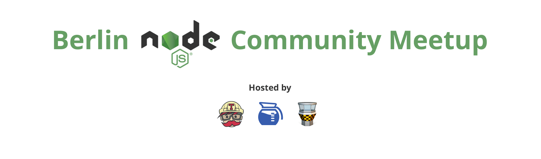Berlin Node.js Community Meetup Hosted By Travis CI, Opbeat, and Git Tower