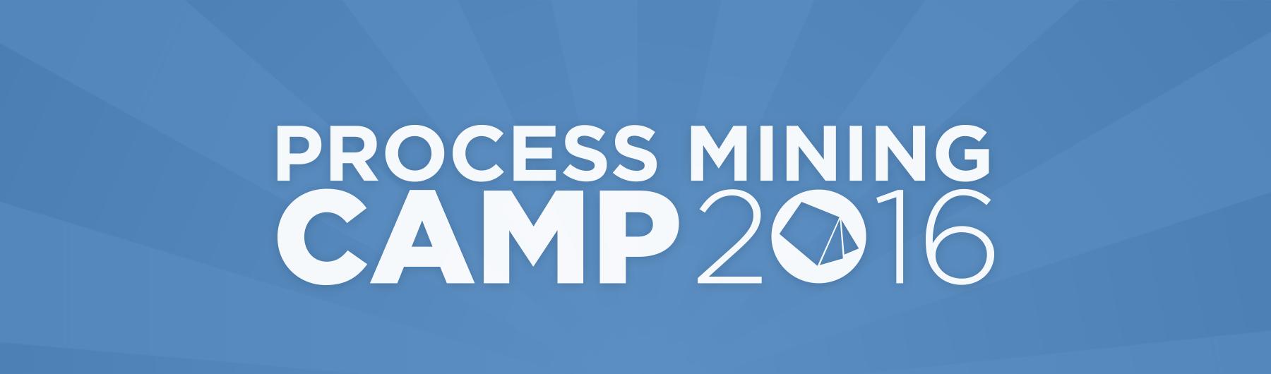 Process Mining Camp 2016