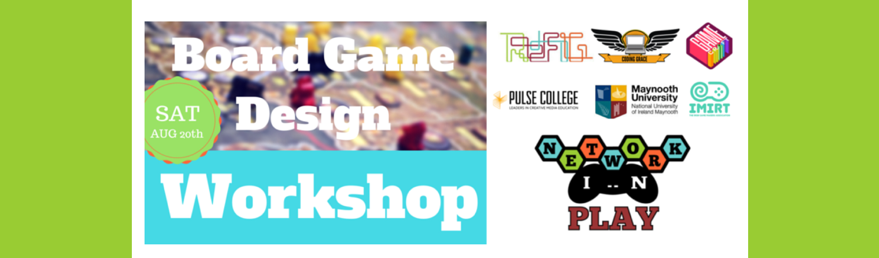 ReFig Board Game Design Workshop