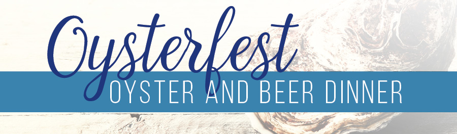 2016 Oysterfest Dinner at Harbor House