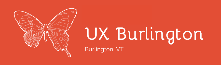 UX Burlington 2017