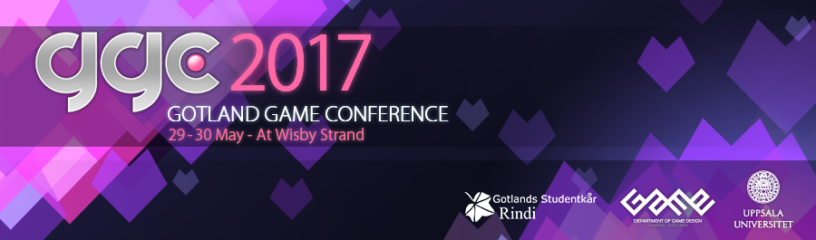 Gotland Game Conference 2017