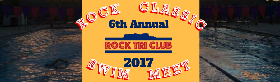 6th Annual Rock Classic Masters Swim Meet
