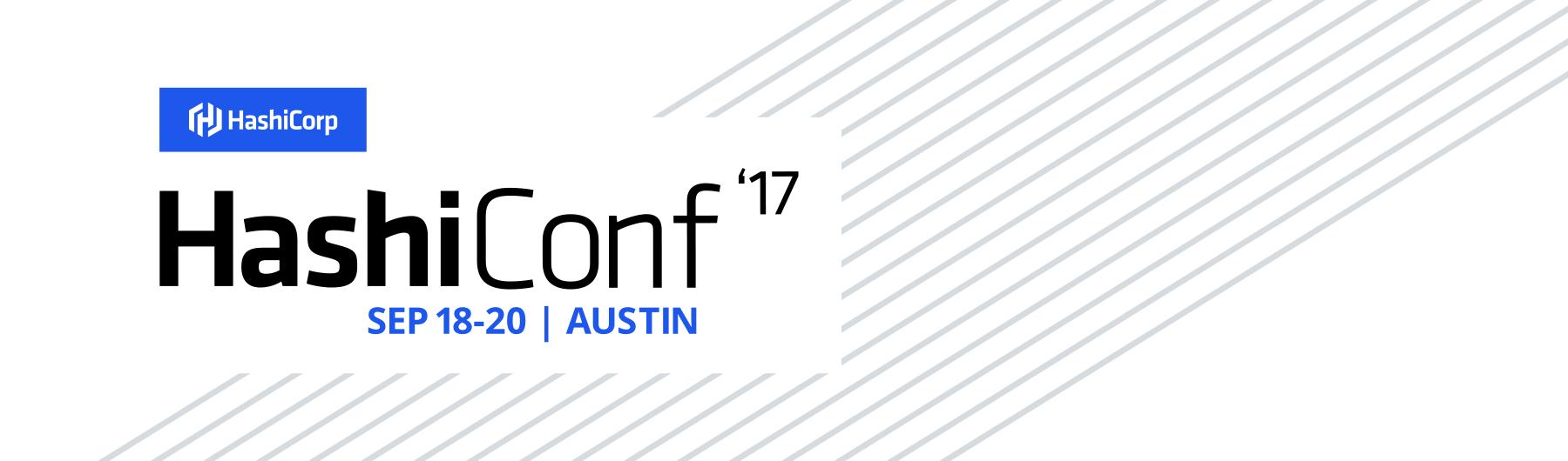 HashiConf 2017