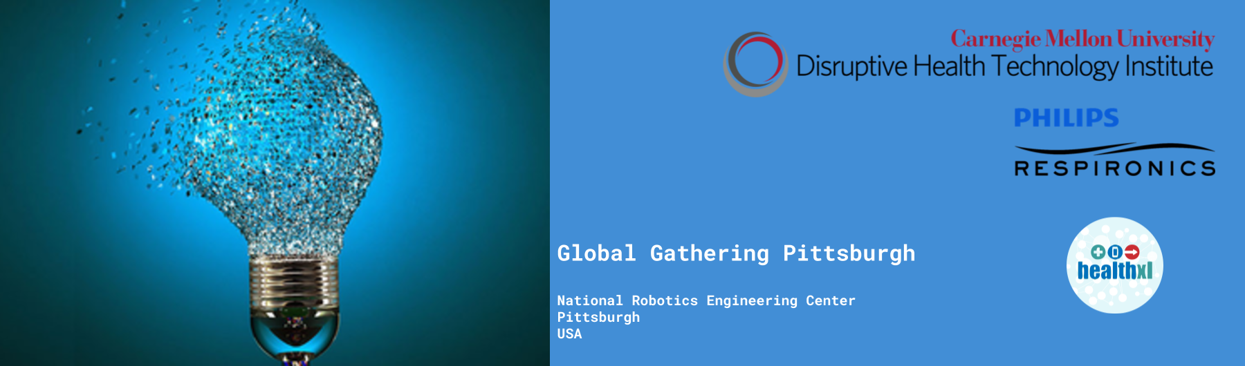 HealthXL Global Gathering in Pittsburgh