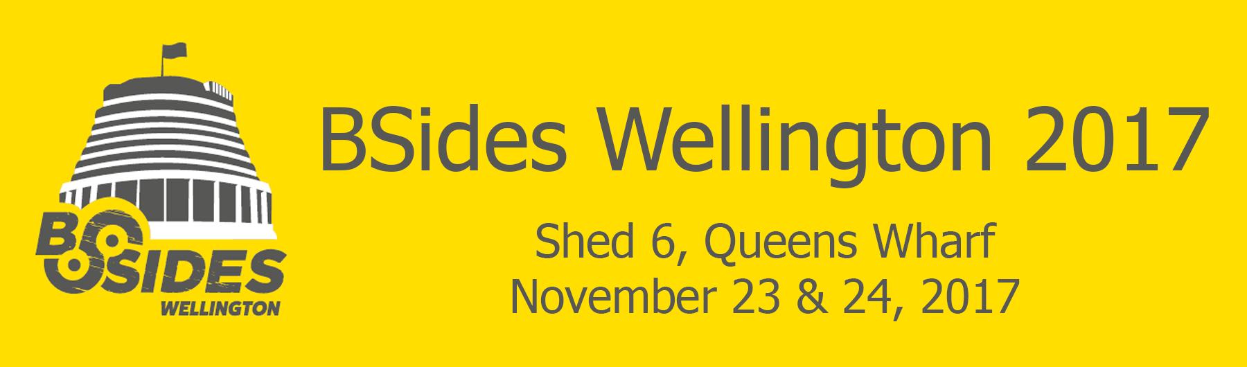 BSides Wellington 2017