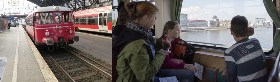 Schienenbusfahrt am Samstag, 22. Juli 2017 (13.40 - 16.30 Uhr)