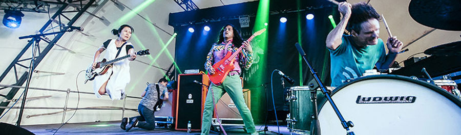 Deerhoof - Live at UA 2017-07-03