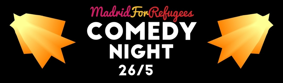 MFR Benefit Comedy Night