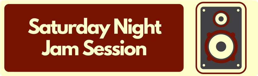 Saturday Night Jam Session