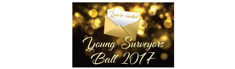 Young Surveyors Annual Ball 2017