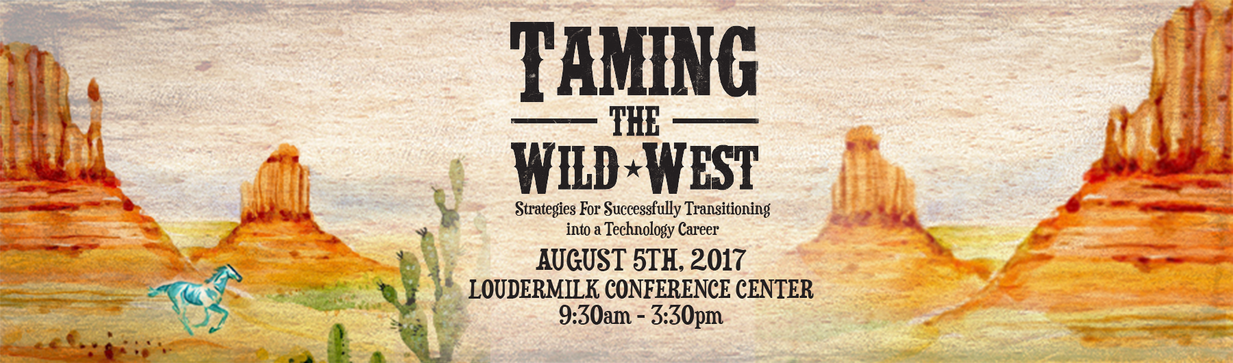 Taming the Wild West