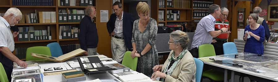 Explore Your Archive: Memory Archive