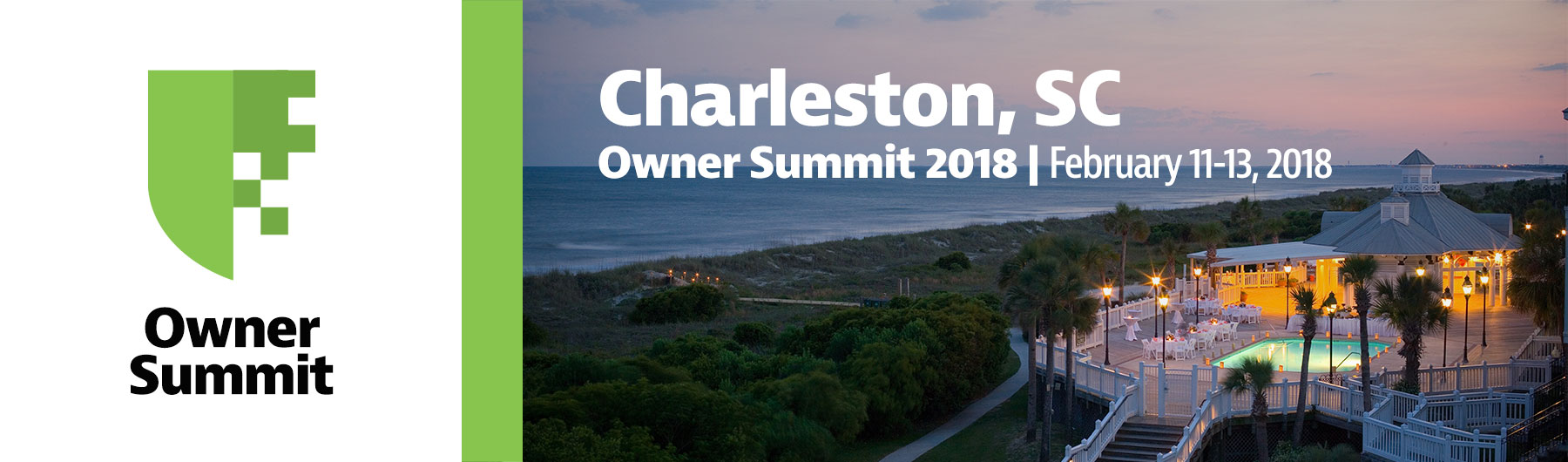 COMPLETE: Owner Summit 2018 | Charleston