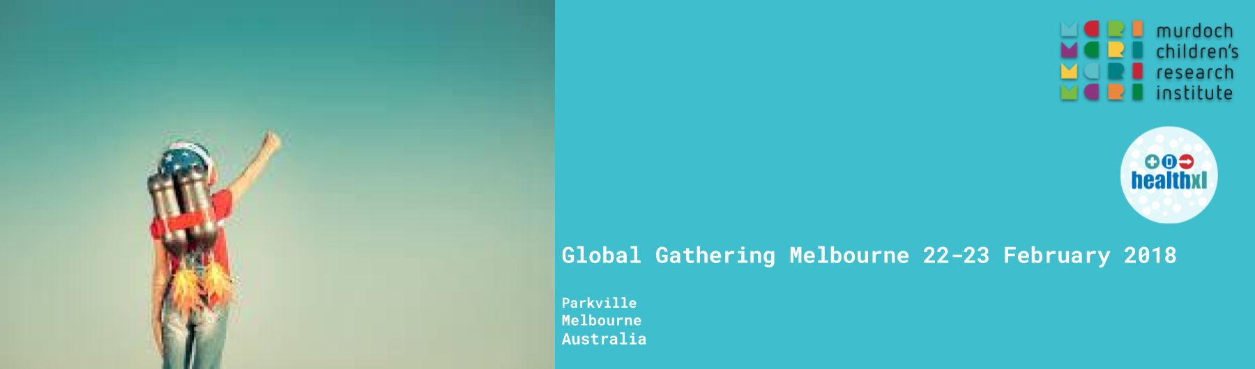 HealthXL Global Gathering Melbourne
