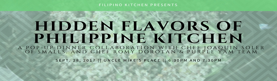 Hidden Flavors of Philippine Kitchen Dinner