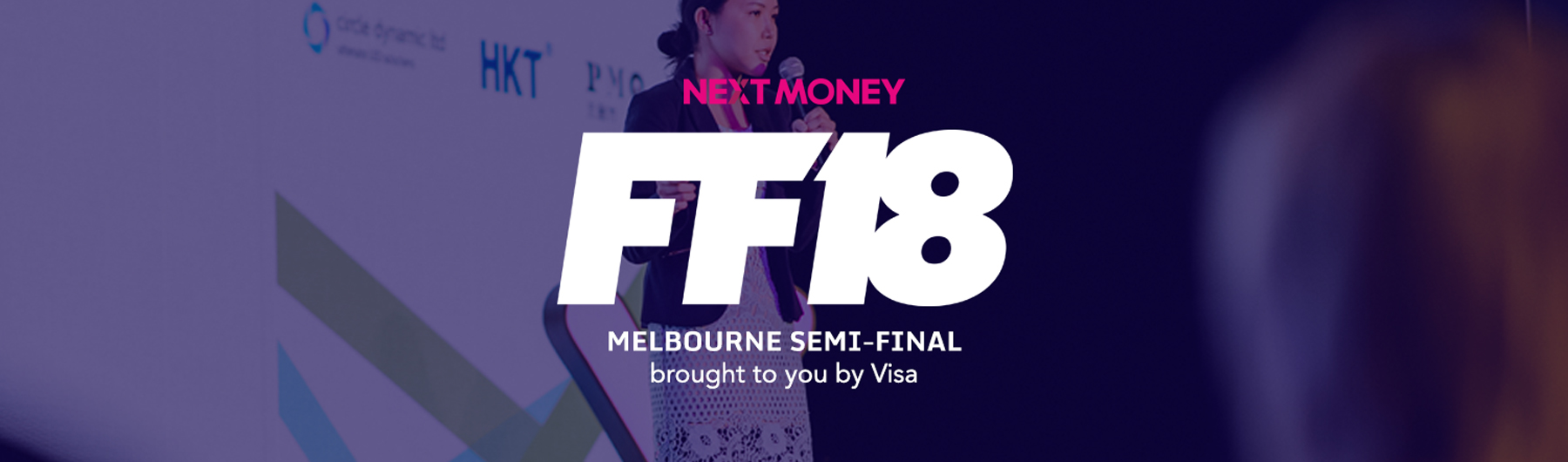 FF18 Melbourne Semi-Final Fintech Pitch Competition