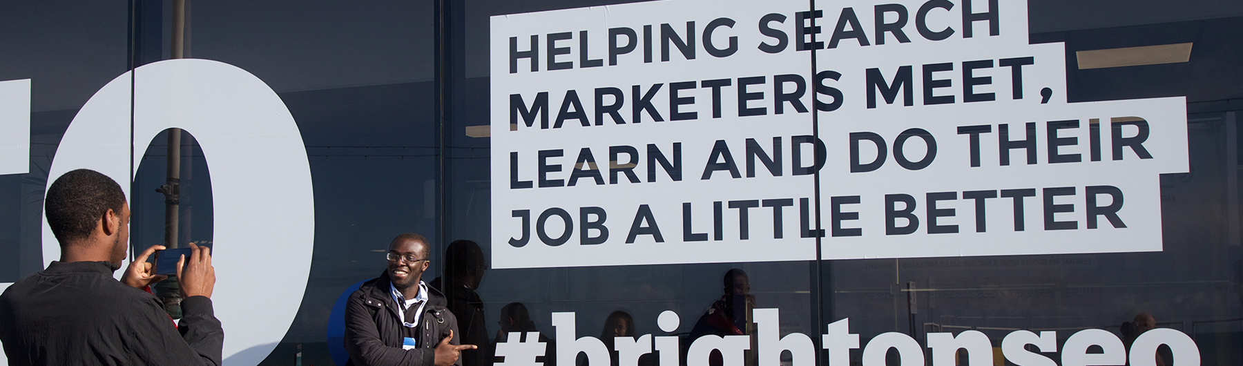 April 2018 BrightonSEO