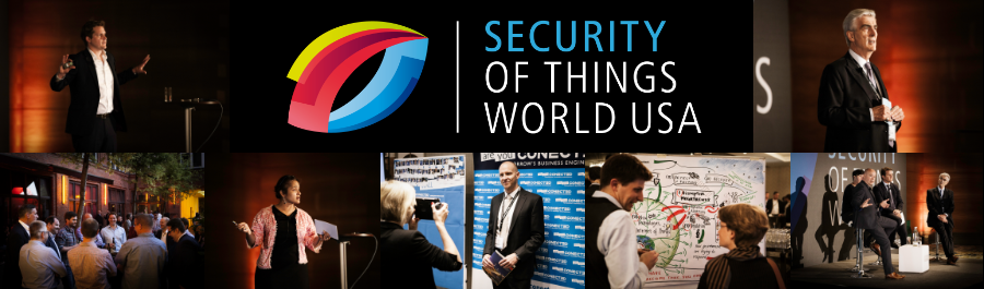 Security of Things World USA 2018