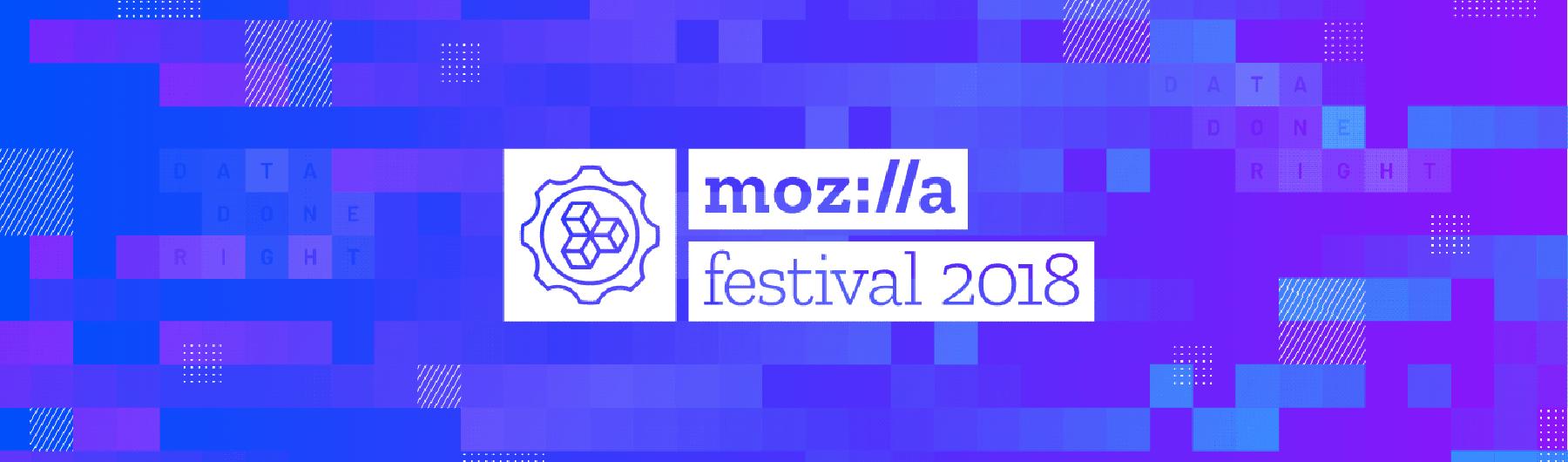 Mozilla Festival 2018