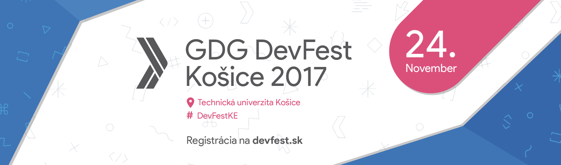 GDG DevFest Košice 2017