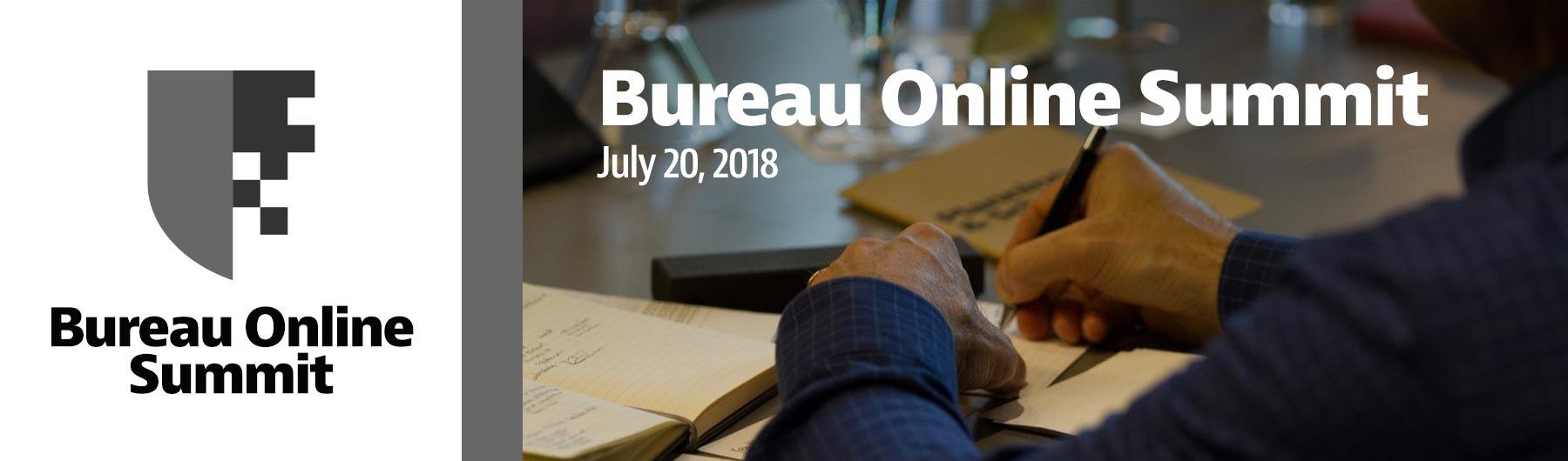 COMPLETE: Bureau Online Summit