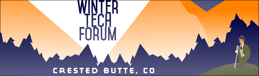 Winter Tech Forum 2018