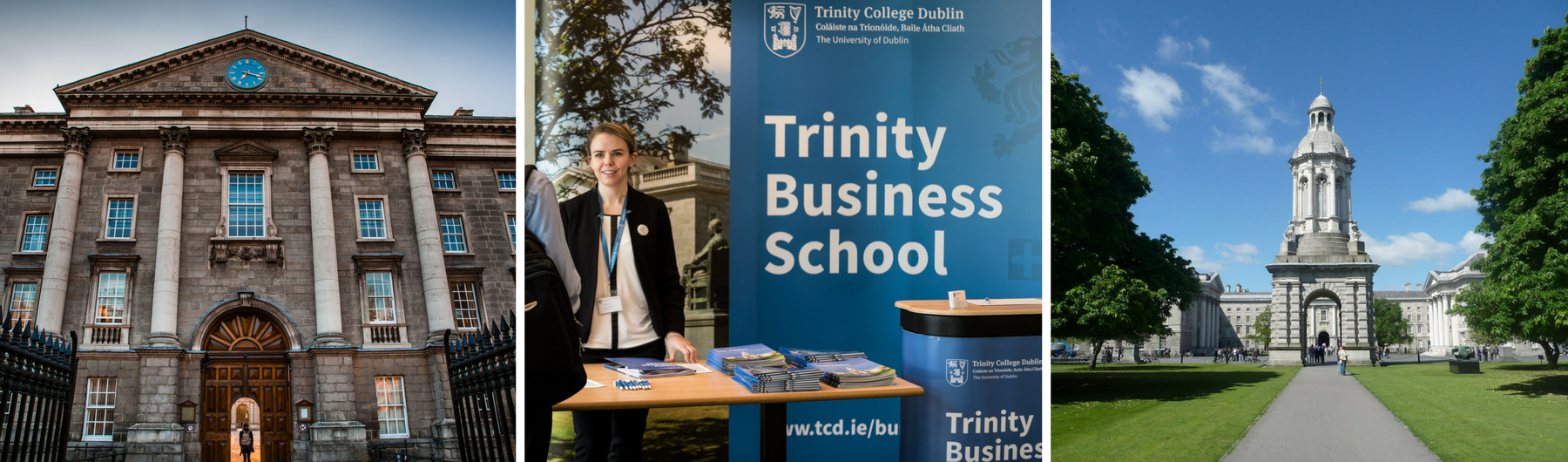 In Conversation with Trinity Business School - Masters Programmes February 8th
