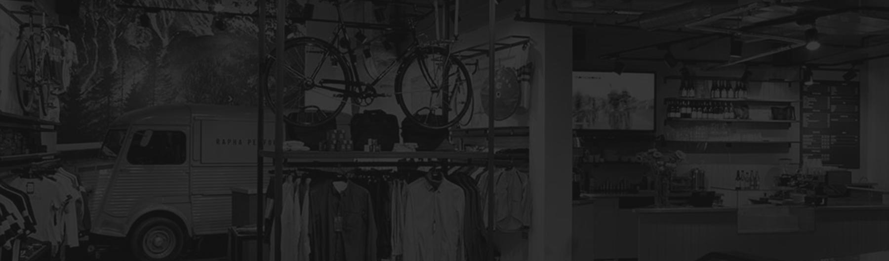 Rapha X Bicycling / Robic Indoor Training