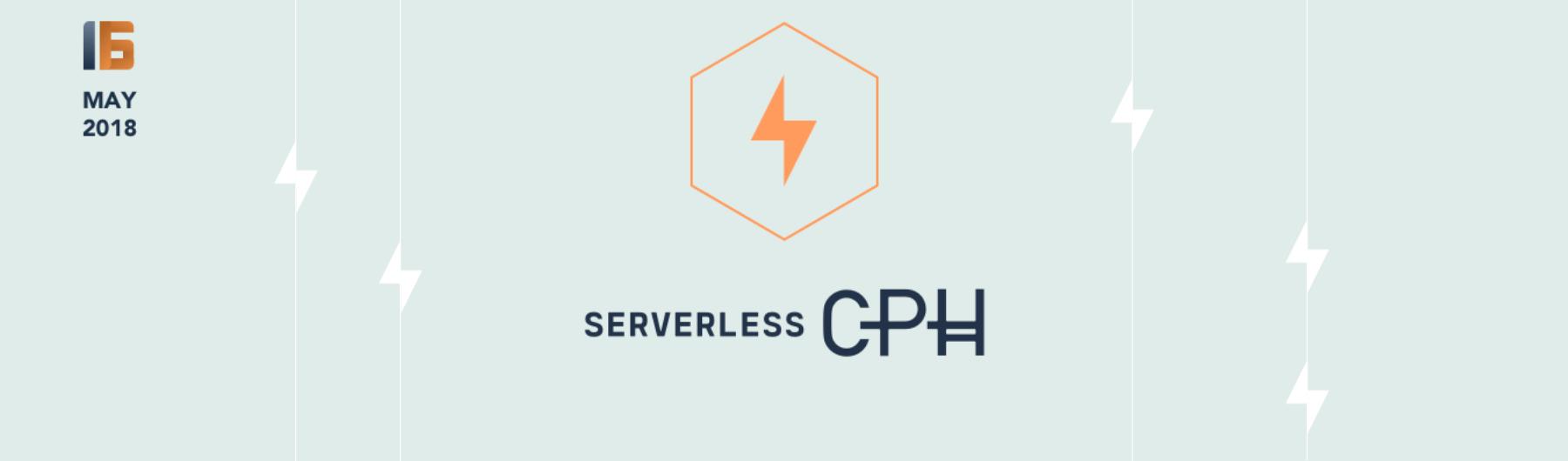 ServerlessCPH 2018