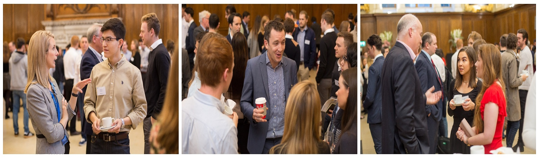 Alumni-to-Student Mentoring, Foresight Business Breakfast                                                                     (Sponsored by the TBA)