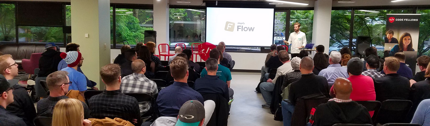 Shopify Meetup Seattle March 2018