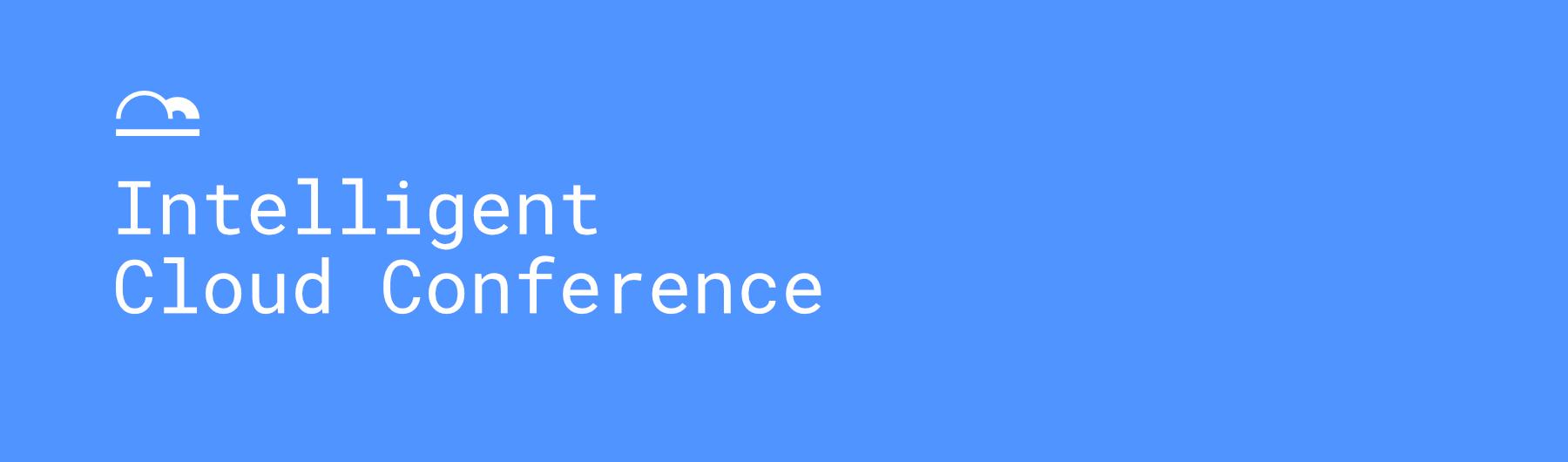 Intelligent Cloud Conference 2018