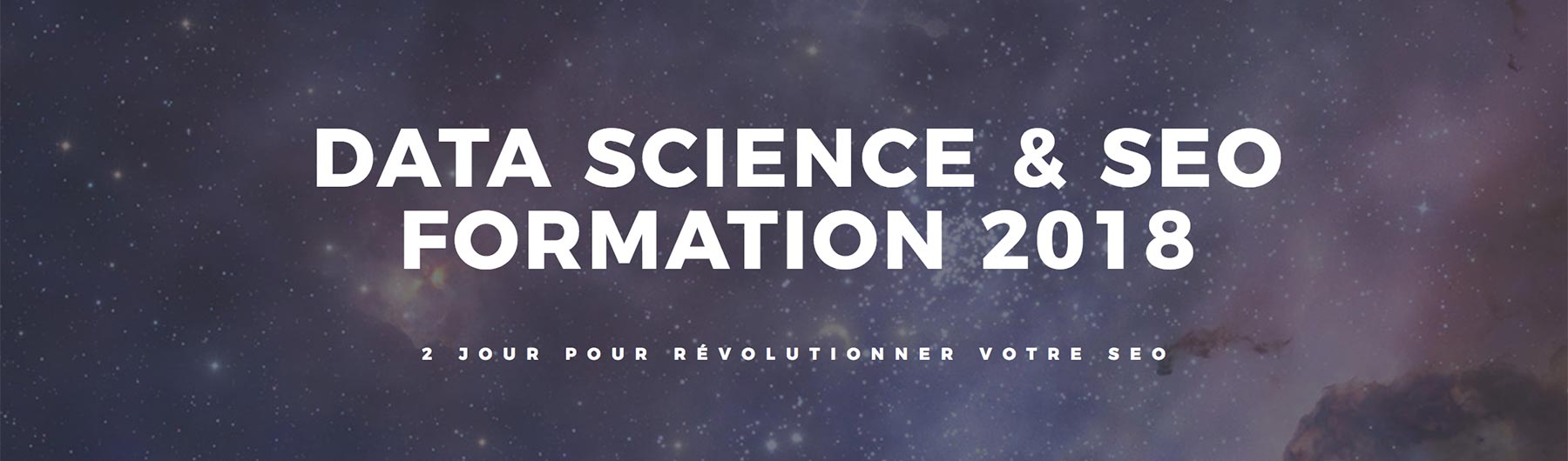 DATA SEO Labs - Avril 2018, Paris (FR)