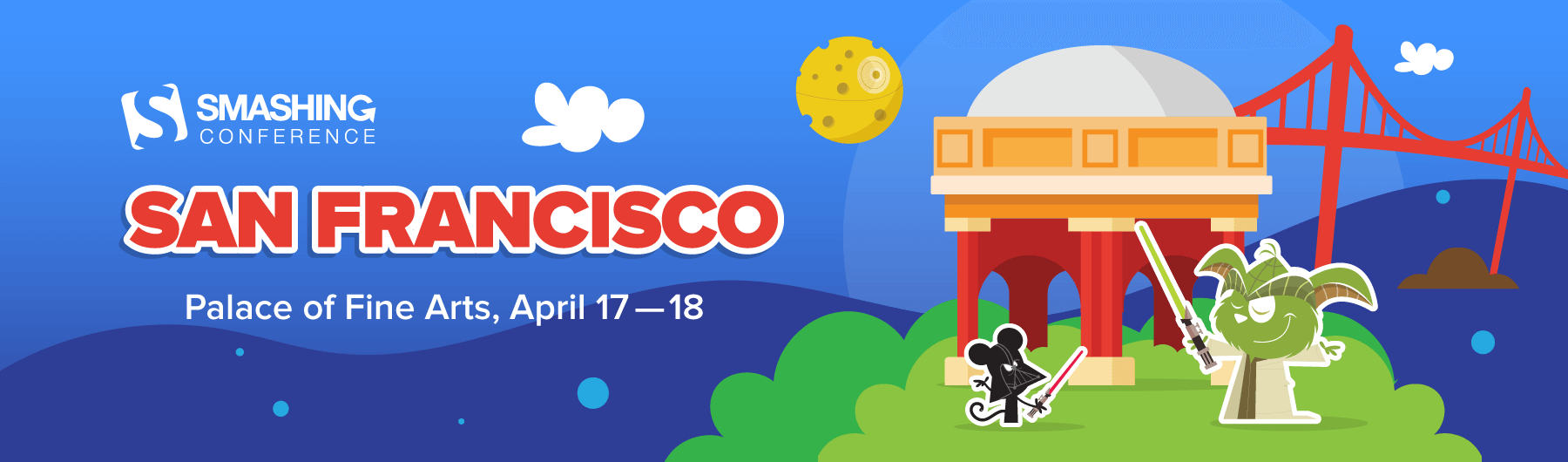 SmashingConf San Francisco (April 17-18)