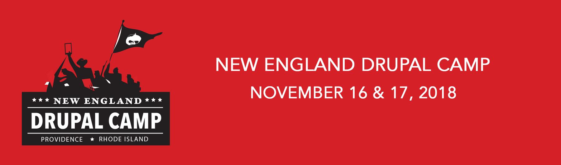 New England Drupal Camp Sponsorships