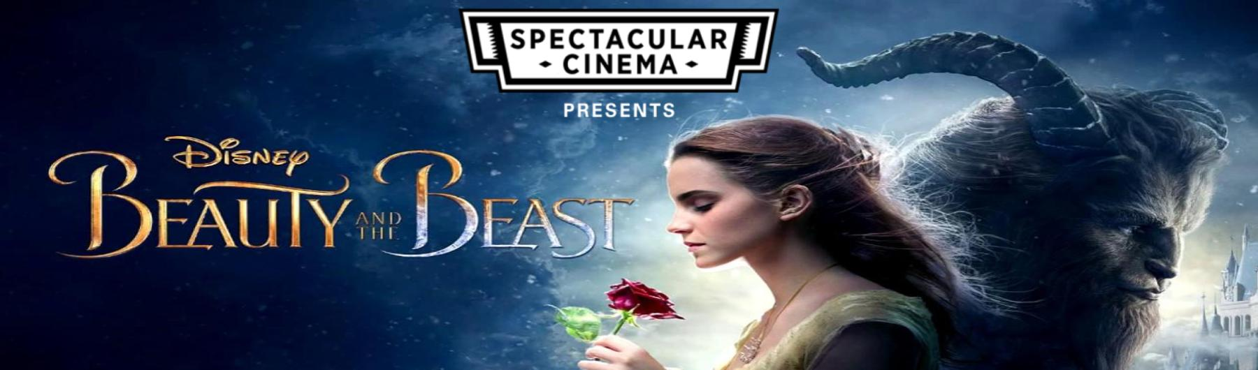 Spectacular Cinema: Beauty and the Beast